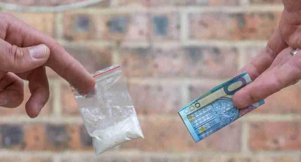 Delito de trafico de drogas 1