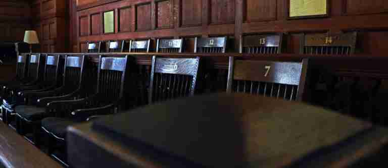 Tribunal Jurado
