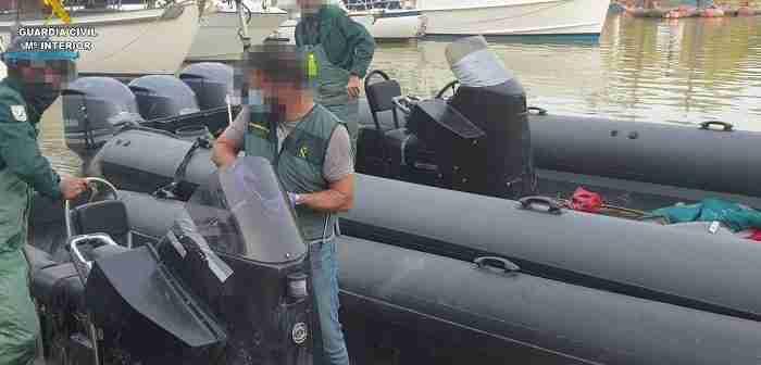 Delito de Contrabando de Embarcación y Narcotráfico