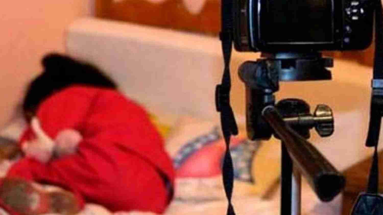 Distribucion de Pornografia Infantil 1