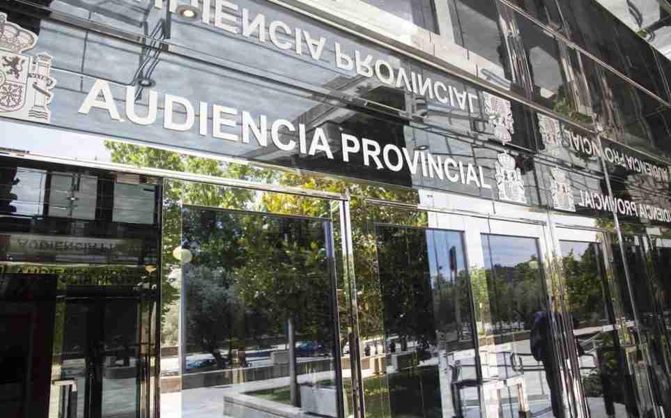 Recurso de Apelación Audiencia Provincial